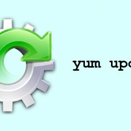 Atualizar Oracle Linux 6 após instalação
