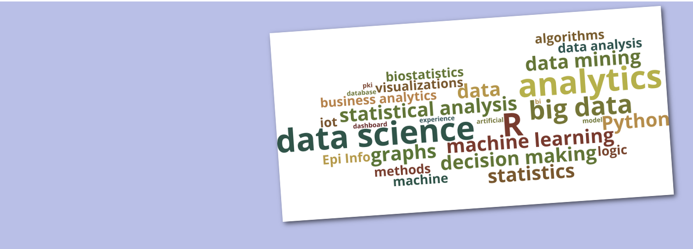 Data Science/Analytics/Big Data